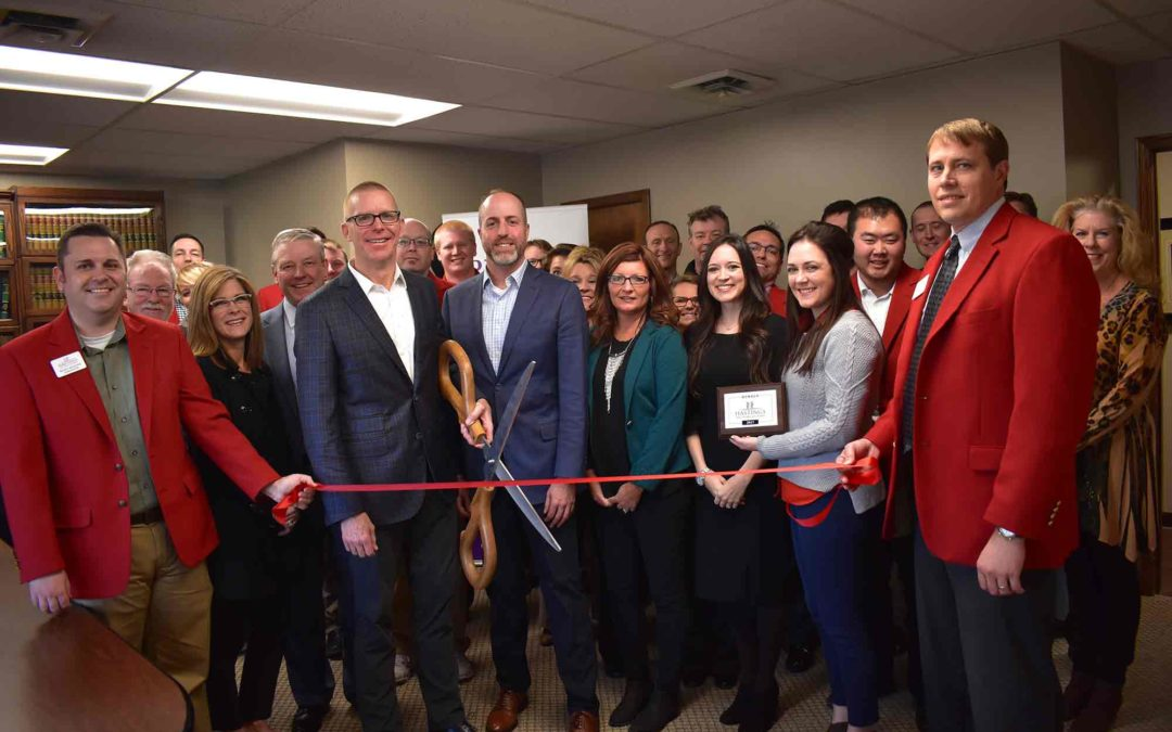 Dvorak Law Group Hosts Ribbon Cutting Ceremony In Hastings