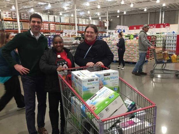 Dvorak Law Group Donates to Omaha Charities