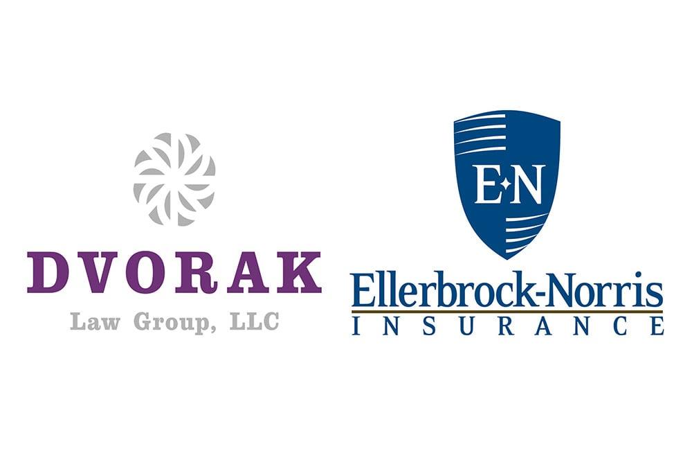 Dvorak and Ellerbrock-Norris Logos