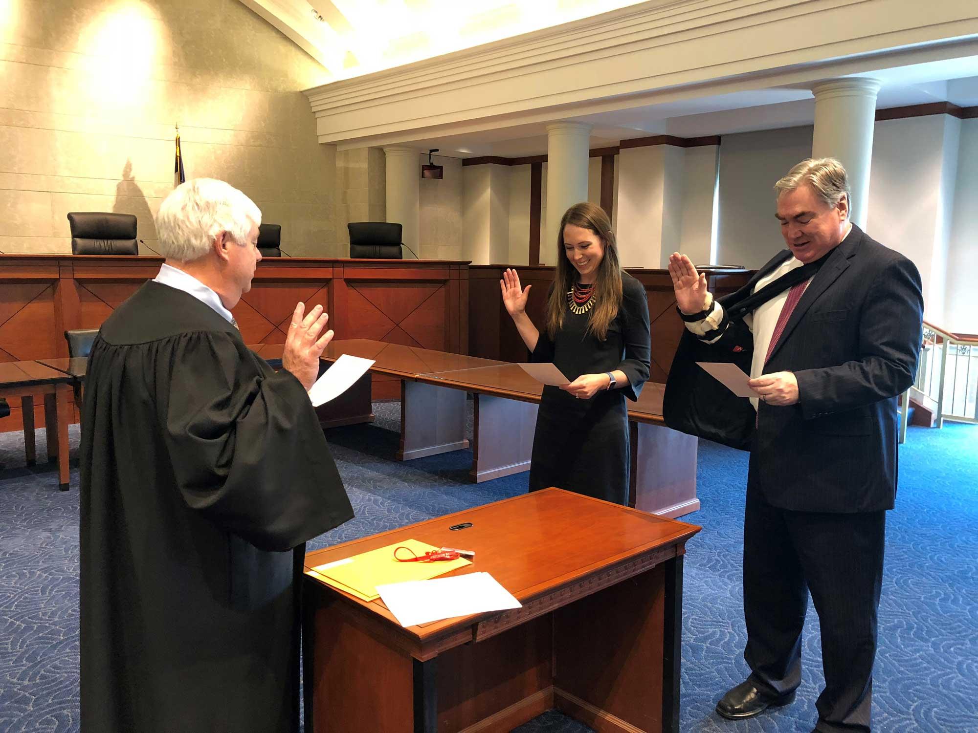 Emily K. Milewski, attorney with Dvorak Law Group, LLC, recently was admitted to the Iowa State Bar Association.