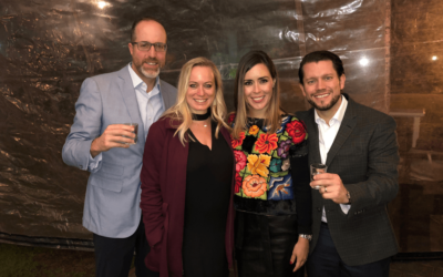 Dvorak Law Group Attends Legalink General Meeting in Mexico