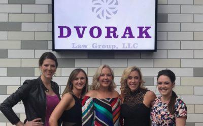 Dvorak Law Group Co-Hosts Event at ICSC Conference