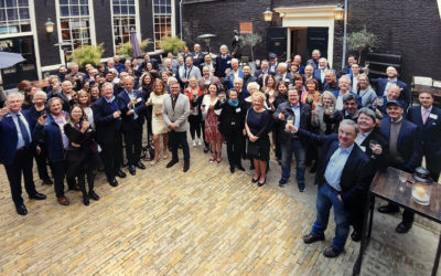 Dvorak Law Group Atttends Legalink Meeting in Amsterdam