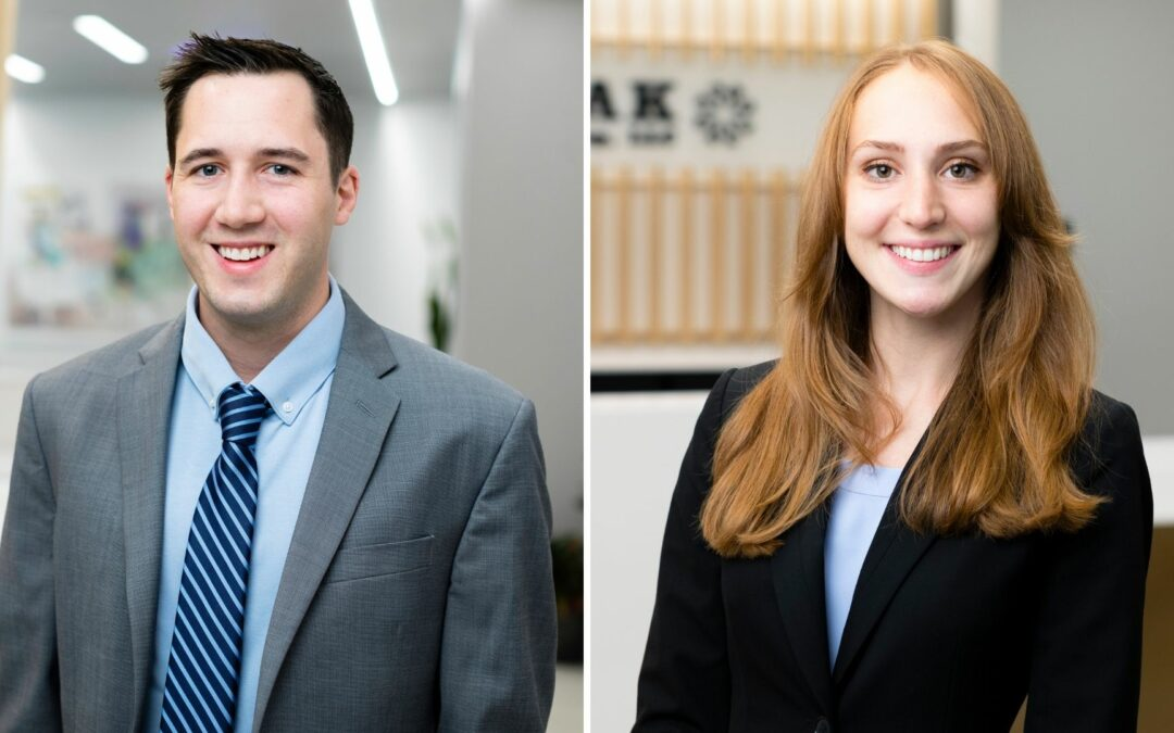 Dvorak Law Group Adds Two Attorneys In Estate Planning and Corporate Practice Groups
